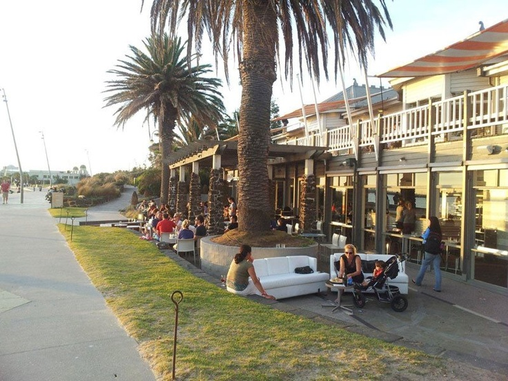 Melbourne, perfect day to enjoy the sun and join us at Stokehouse St Kilda