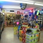 Sam's Quik Shop in Durham, NC ... biggest selection of beer in the Triangle area