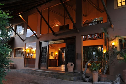 Your dream destination for African Wildlife Safari--Chobe Marina Lodge