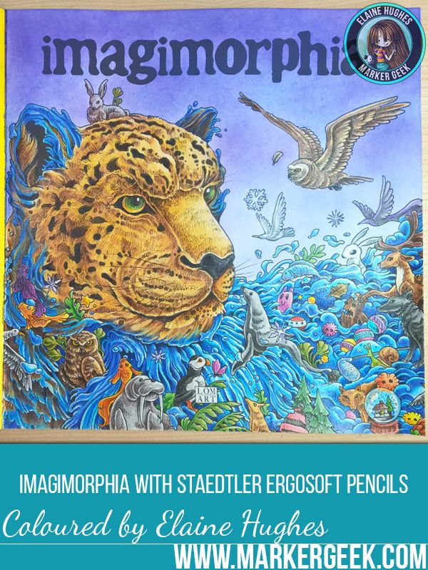 214 best images about Coloring book Imagimorphia on ...
