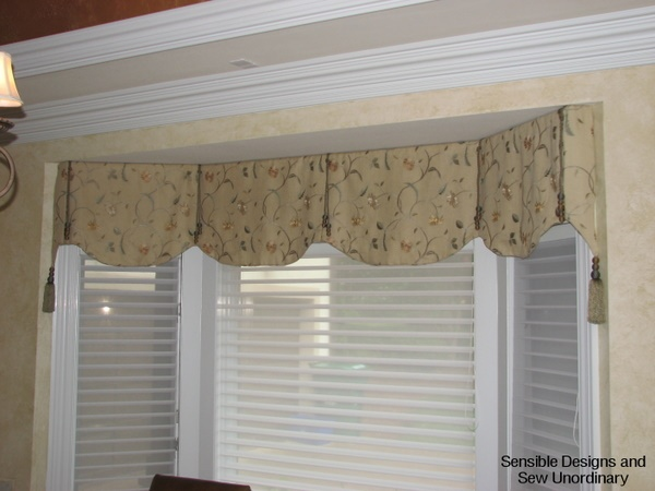 17 Best Images About Sew Unordinary Valances On Pinterest