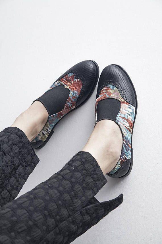 Jekyll Hyde – Rainbow – KOSTENLOSER VERSAND – Handgefertigte Flache Schuhe 2018 … #frauenschuhe