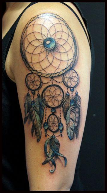 Tattoo-Foto: Driemkätscha
