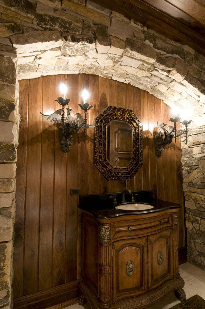 Best 25 stone archway ideas on pinterest camelot castle - Archway designs for interior walls ...