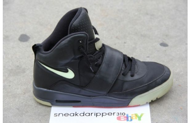 Nike Air Yeezy 1 Sample.