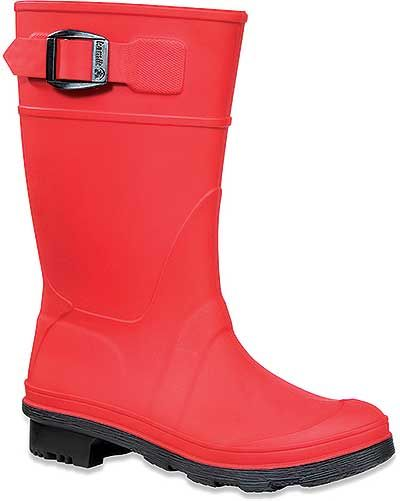 Kamik Kid's 9.2 Inch Spritz Collection Rain Drops Boot Style: EK4137