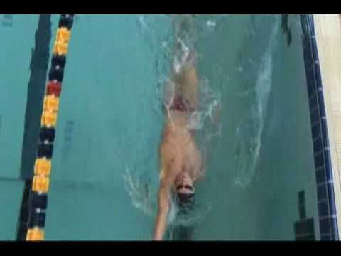 how to do backstroke turn