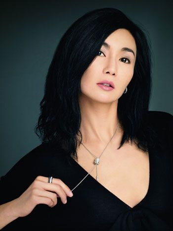 Maggie Cheung 張曼玉 (1964~), 甛蜜蜜 Comrades: Almost a Love Story(1996)