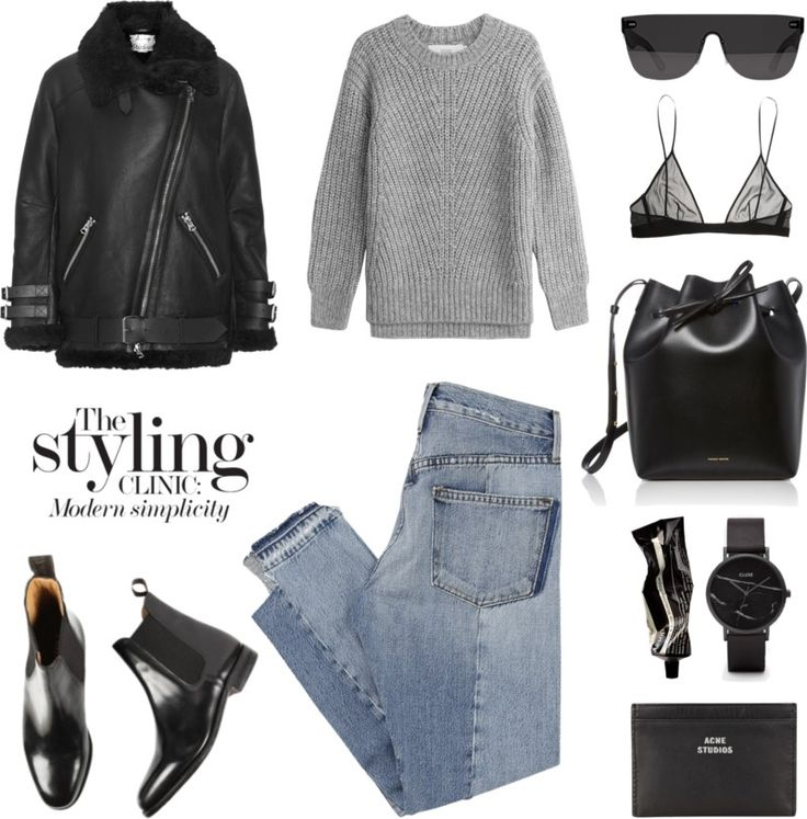 Wannawear | 10 Minimal Winter Outfit Ideas To Beat The Cold In Style