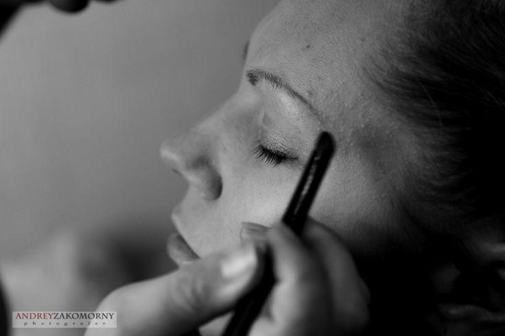 wedding. makeup