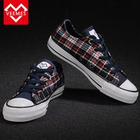 lovers Low canvas shoes autumn and winter casual women and men student canvas shoes