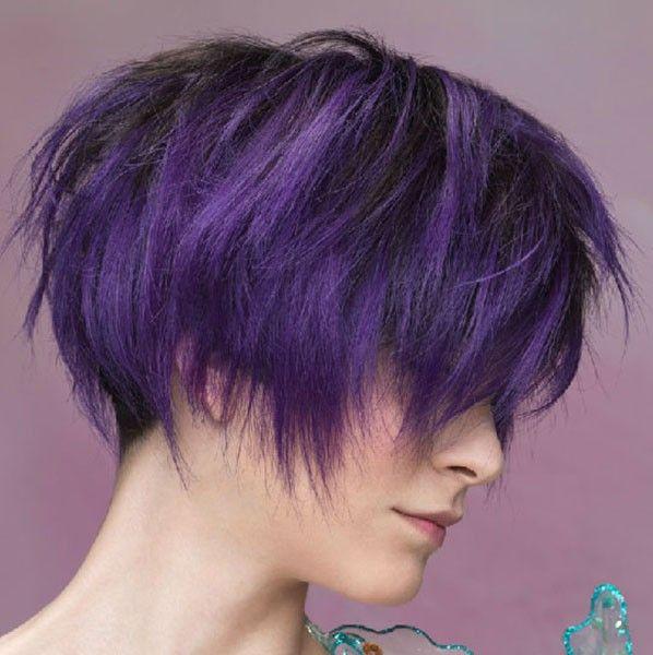 Top Oltre 25 idee originali per Colori dei capelli mogano su Pinterest  NR28