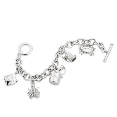 Lee Michaels Fine Jewelry | Gumbo Charm Bracelet