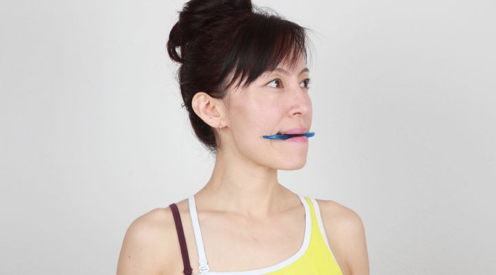 Align Your Mouth and say Good Bye To A Crooked Smile  | Face Yoga Method