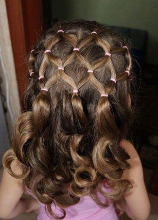40 ideias de penteados para cabelos de meninas! - Just Real Moms