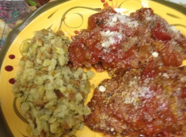 Crock Pot Chicken Parmesian Recipe