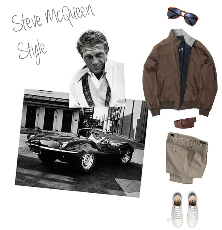 """Per un look  davvero cool ci siamo ispirati all'icona di stile di tutti i tempi: Steve McQueen definito """"The King of Cool""""!  #stevemcqueen #historic #inspiration #stevejacket http://historic-brand.com/shop/3-historic/steve-jacket/"""