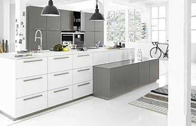 De moderne keuken die altijd past.