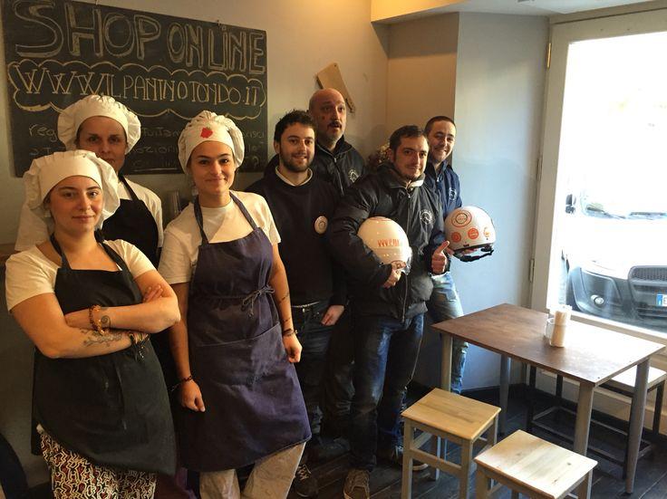 Giorgini's crew