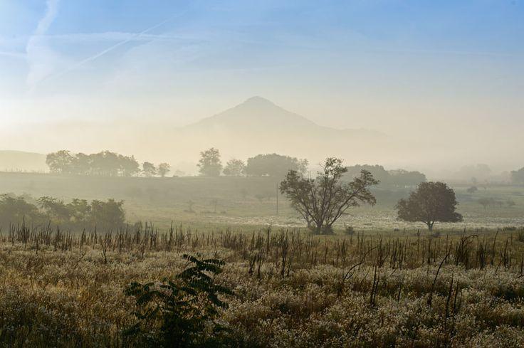 Foggy mountain by vajdaattila79 on 500px