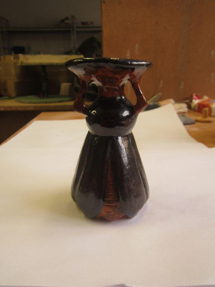 жук-Подсвечник,керамика