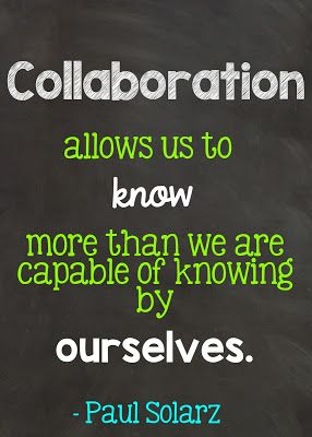 Learn Like a Pirate ~ Peer Collaboration  It's amazing how much our students can do WITHOUT our help!