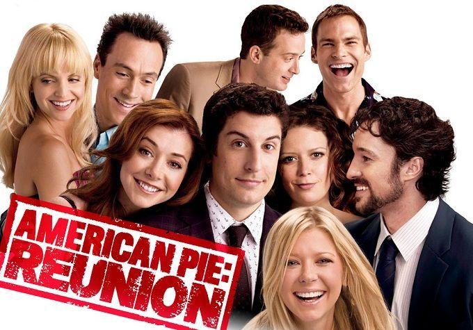 American Reunion Pieamerican Pie Reunion Good Funny Movies