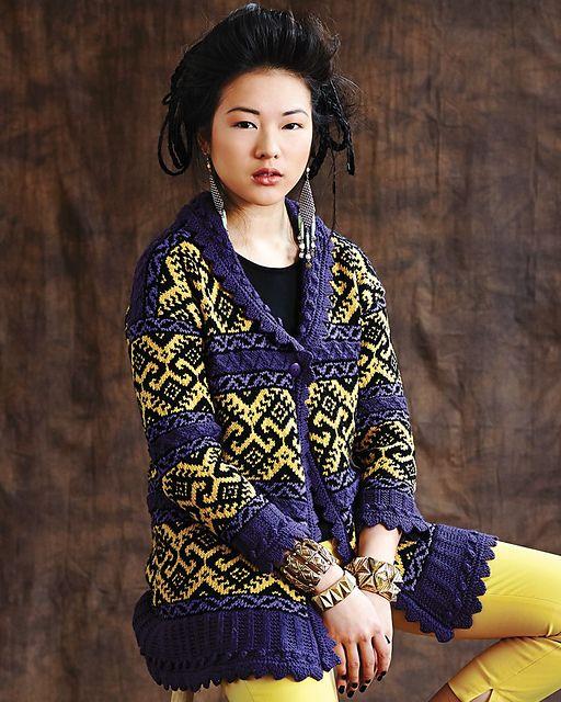 172 best knitting fair isle, intarsia images on Pinterest | Fair ...