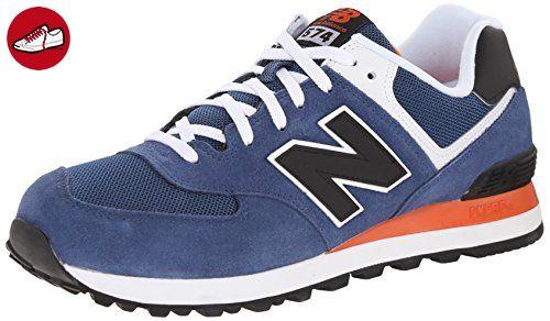 New Balance Lifestyle, Herren Sneakers, Blau (Blue), 44 EU (*Partner-Link)