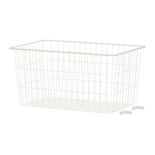 ALGOT Cesto de rejilla - 38x60x29 cm - IKEA