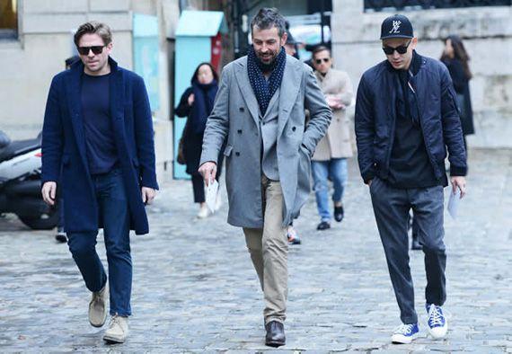 Estilo masculino no Mundo: Paris - Canal Masculino