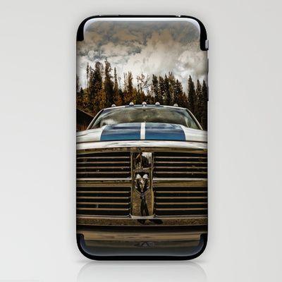 Dodge Automobile iPhone & iPod Skin by AngelEowyn. $15.00