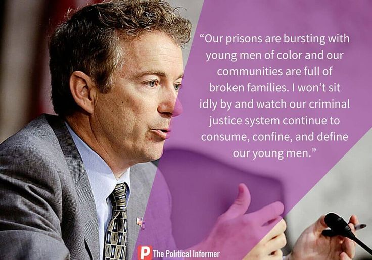 The gallery for --> Rand Paul Quotes