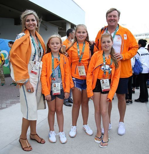 Dutch Royal family #Rio2016