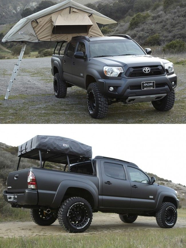 Toyota Tacoma | by Xplore Vehicles » Design You Trust. Design, Culture & Society.