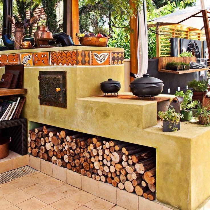 Construção de fogão a lenha campeiro - Gramado (Rio Grande do Sul) | Habitissimo