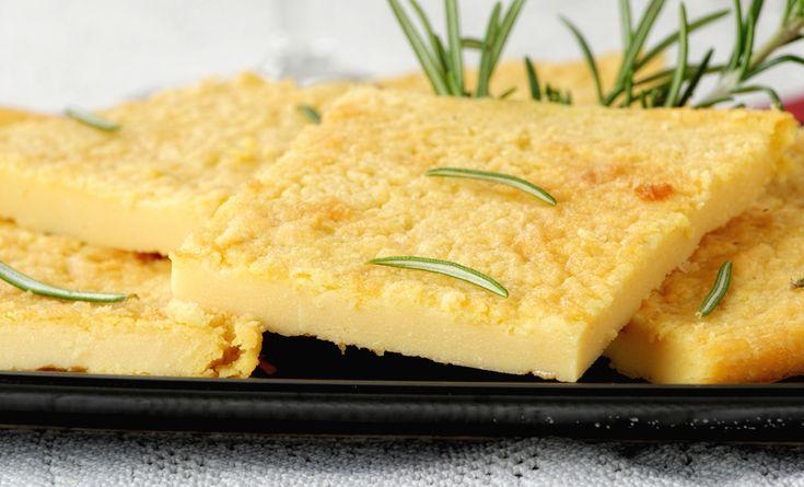 Una ricetta facile e veloce, ottima come antipasto o secondo piatto e perfetta per tutti i palati: la farinata di ceci e verdure senza glutine!