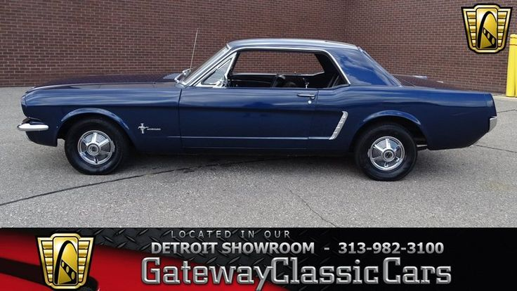 1965 Ford Mustang for sale - Dearborn, MI | OldCarOnline.com Classifieds