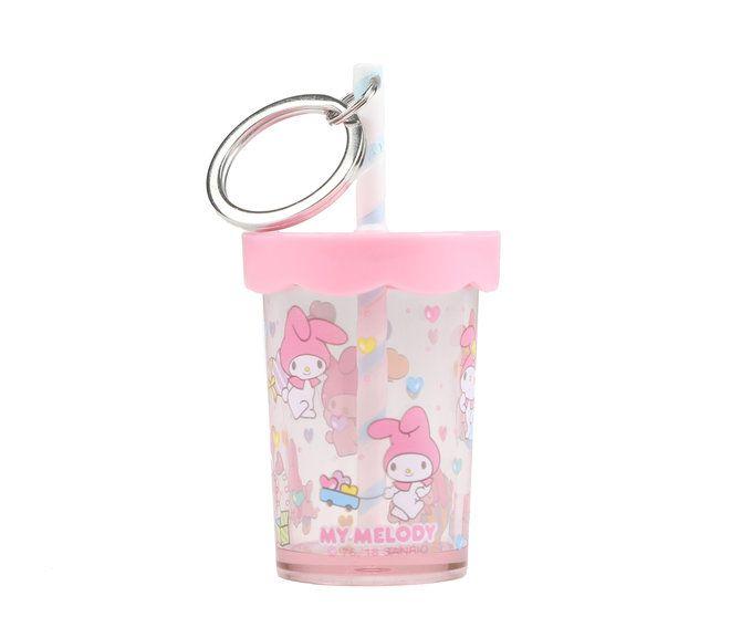 Sanrio Keychain Mug Twin Stars