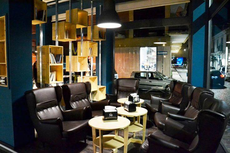 King Coffee Food, Cool Stuff  Industrial design food fastfood shop