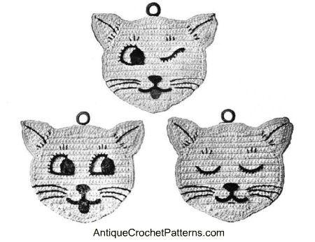 http://grandmotherspatternbook.com/?tag=free-crochet-cat-pattern  rigtig mange søde katte
