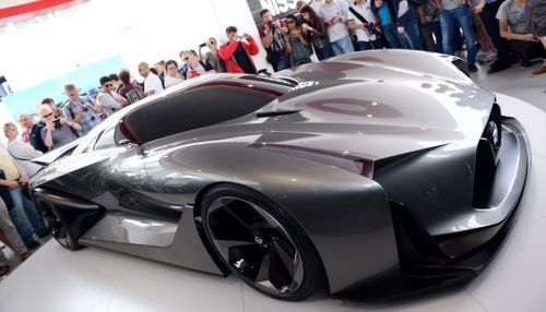 Nissan's 'Gran Turismo 6′ Concept Car Crosses Over Into Reality. Futuristic Car, Nissan 2020 (+VIDEO)