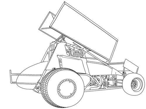 sprint car 7