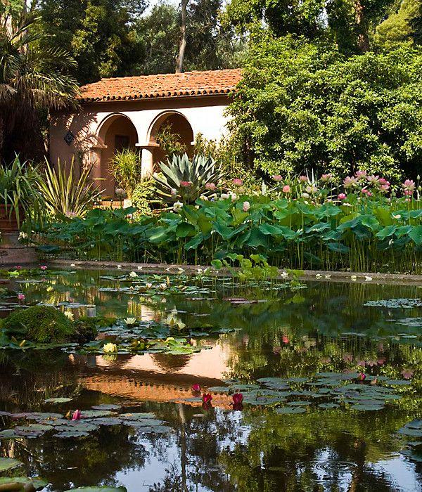 Lotusland in Montecito is a must-visit for any garden aficionado!