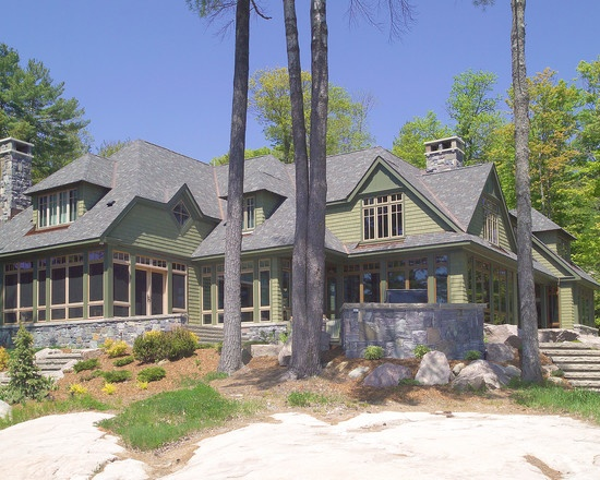 95 best images about cottage living on pinterest for Cottage designs ontario