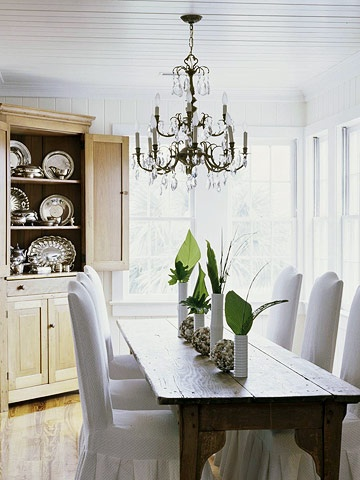 A long and lean dining table | interior design, home decor, dining room. More inspirations at http://www.bocadolobo.com/en/inspiration-and-ideas/