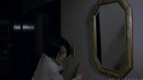 Ju-on The grudge gif ...scary