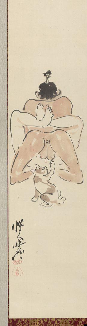 Shunga: sexo y placer en el arte tradicional japonés, exposición en el Museo Británico (FOTOS)