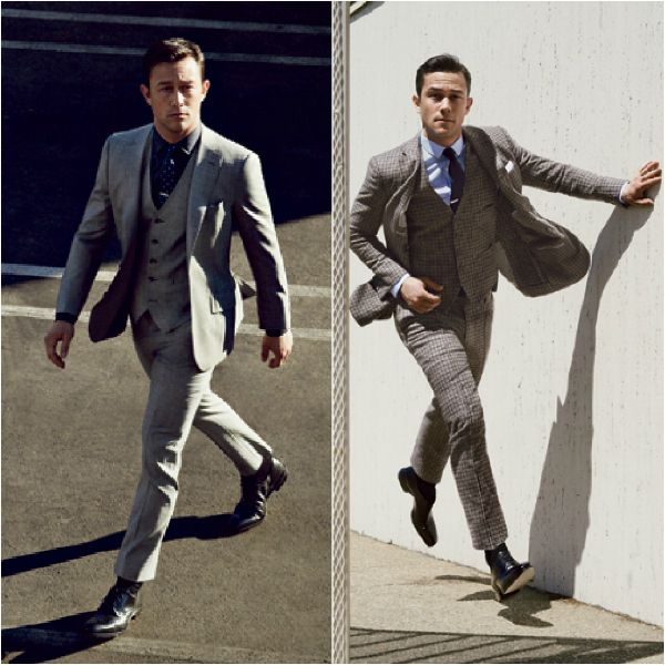 male mondays – celebrity men in suits   STYLE ME GRASIE - joseph gordon-levitt