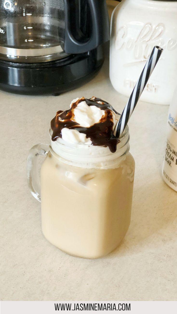 #icedcoffee #leftfieldfarms #ad #coffeecreamer #icedvanillacoffee #vanillacoffee #colddrinks #recipe #coffee